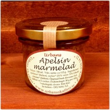 Apelsinmarmelad, 100 ml.