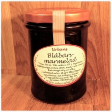 Blåbärsmarmelad, 200 ml.
